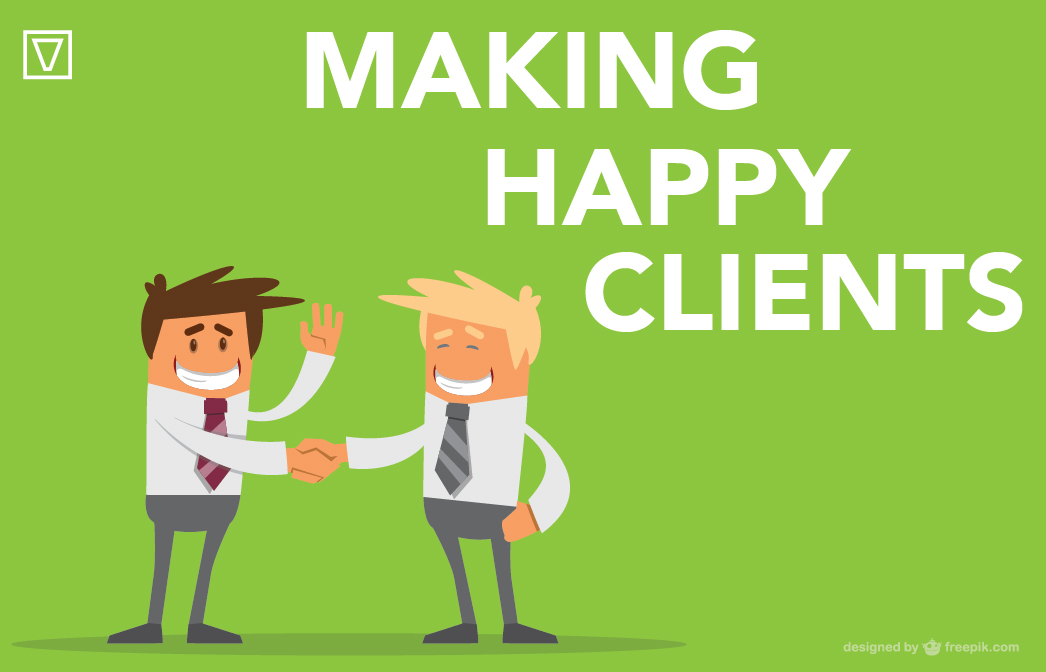 Freelance Designers: Making Happy Clients