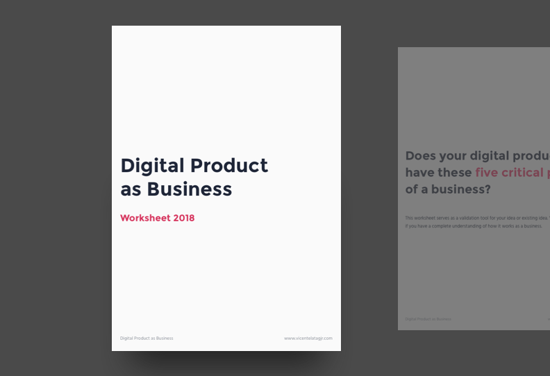 Does your digital product have these five critical parts of a business?