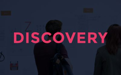UX/Product Design Discovery Phase